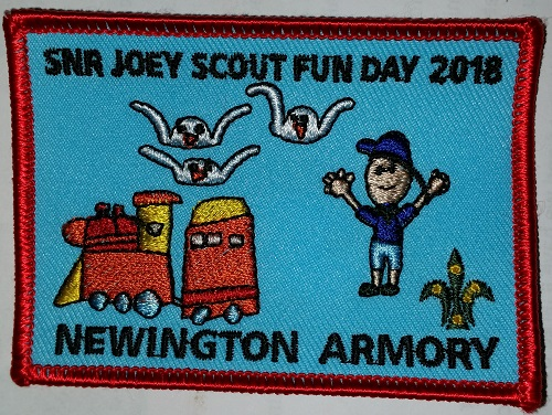 Joey Scout Fun Day Badge